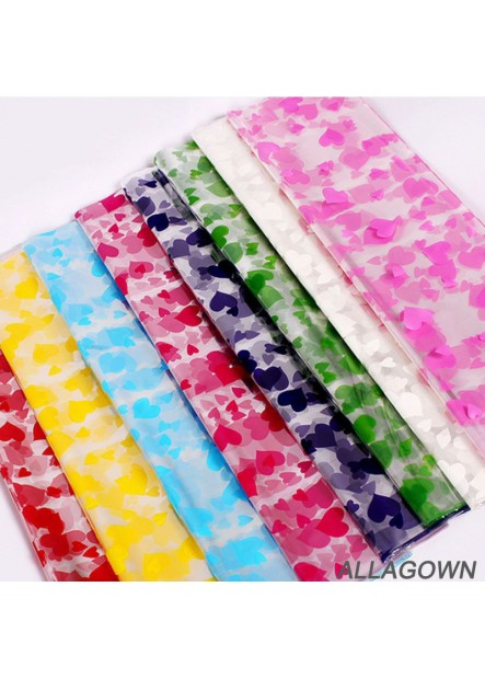 2PCS Packs Of Wrapping Paper Waterproof Material 45*45CM