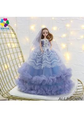 4PCS Doll Gift Box Set 60CM