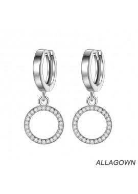 Triangle Geometry Earrings