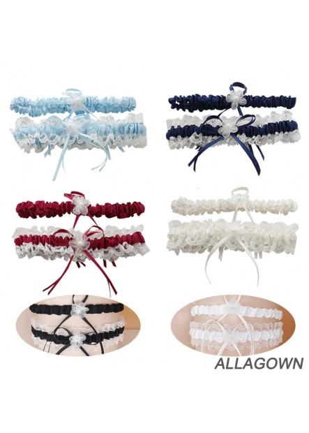 New Style Garter Bridal lace Garter Belt Set For Bride
