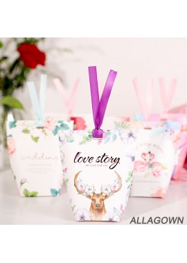 10pcs Sugar Box Gift Box Jewelry Packaging Box Carton
