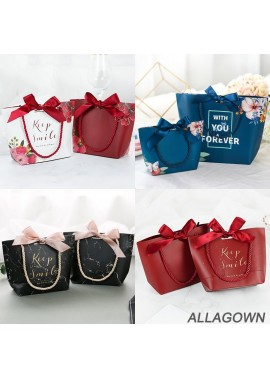20pcs Gift Packaging Tote Bag Gift Box Paper Bag