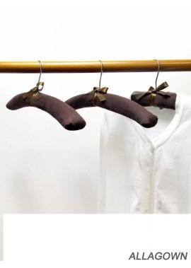 10PCS Wedding Hangers 38.5*17CM
