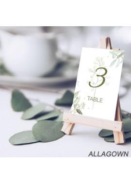 10PCS Wedding Sign Desk Seat Card Table Card 12*18CM