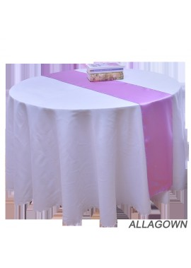 Sequin Table Flag Decoration Satin 30*275CM Wedding Decorations Party Holiday Home Indoor and Outdoor Table Covers