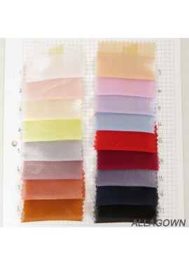 150CM Tulle Fabric Crystal Satin Organza Fabric