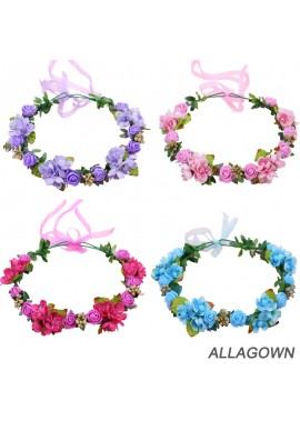 Fashion Garland Bridal Hair Accessories Headdress