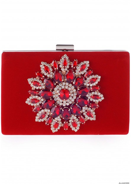 Fashion New Women's Diamond-Studded Handbags