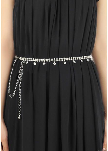 Fashion Crystal Waist Chains