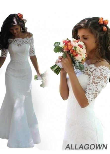 Allagown 2021 Shop Lace Wedding Dresses Online