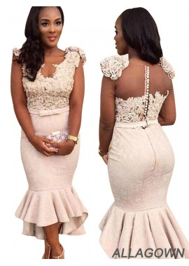 Allagown Mermaid Long Prom Evening Dress