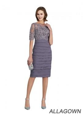 Allagown Mother Of The Bride Dresses Cocktail Dress Online Shop