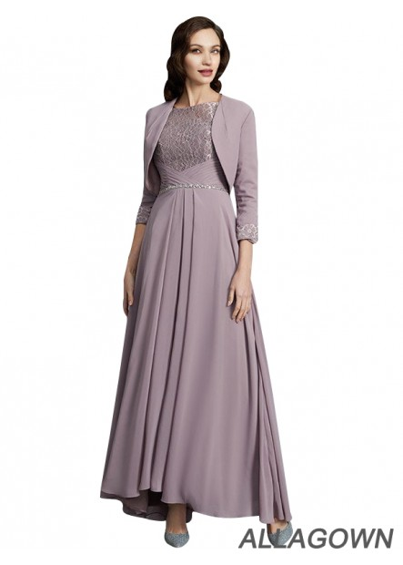 Allagown Mother Of The Bride Dress Mother Outfits Any Color/Size