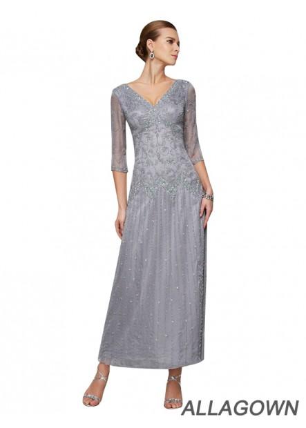 Buy Cheap Short Sleeve Tea Length Mother Of The Bride Dresses