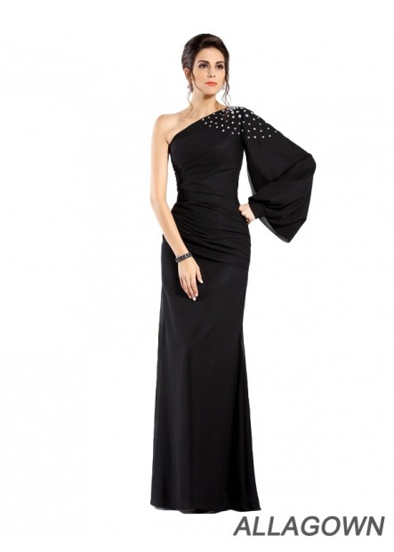 Allagown Sexy Mother Of The Bride Evening Dress