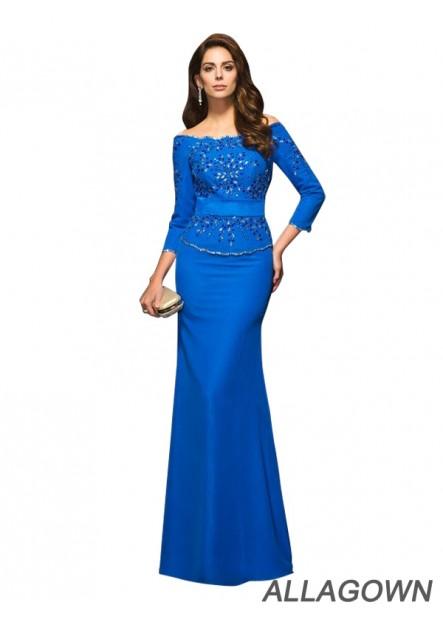 Allagown Sexy Evening Dress