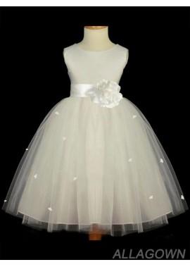 Allagown Flower Girl Dresses