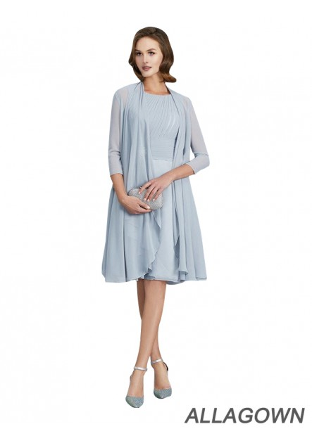 Allagown Best Mother Of The Bride Dress With Cheap Price