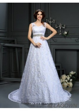Allagown 2021 Lace Ball Gowns