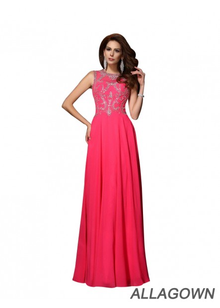 Allagown Dress For Prom Long Prom Evening Dresses