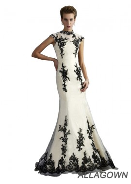 Allagown Mermaid Mother Of The Bride Evening Dress