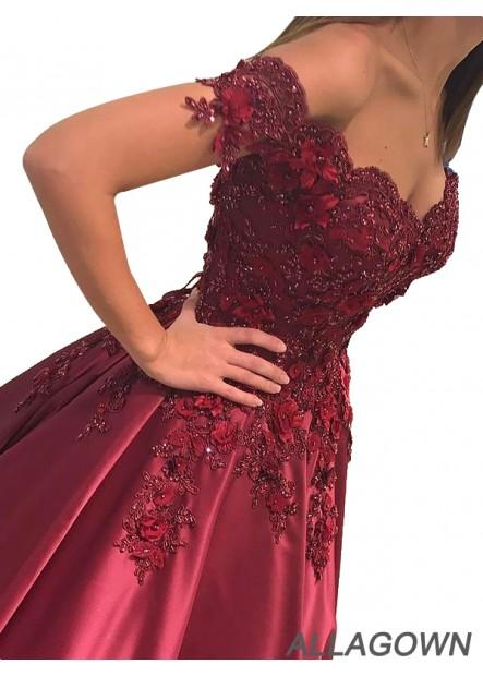 Allagown 2021 Long Prom Evening Dress Online Shop