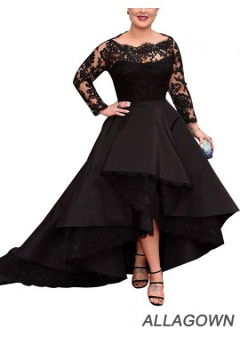 Allagown Buy Cheap Plus Size Prom Evening Dresses 2020 For Women