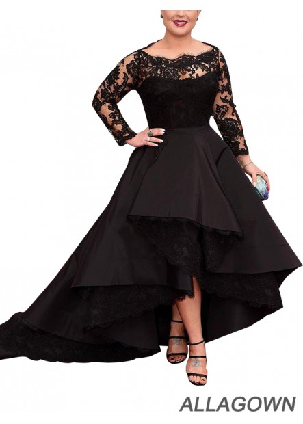 Allagown Buy Cheap Plus Size Prom Evening Dresses 2021 For Women