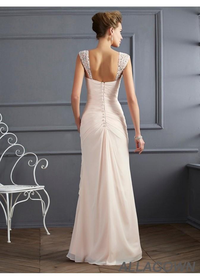 Sherri Hill Long Sleeveless Prom Dress With Open Back Uk Prom Dresses For Hire Light Blue Grey Prom Dress3,Fall Black Tie Wedding Guest Dresses
