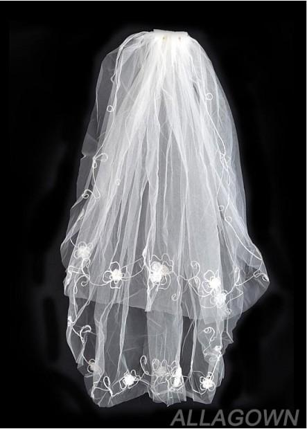Allagown Wedding Veil