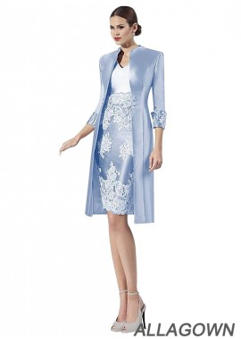 Allagown Inexpensive Mother Of The Bride Dresses With Jackets