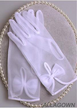 Allagown Wedding Gloves