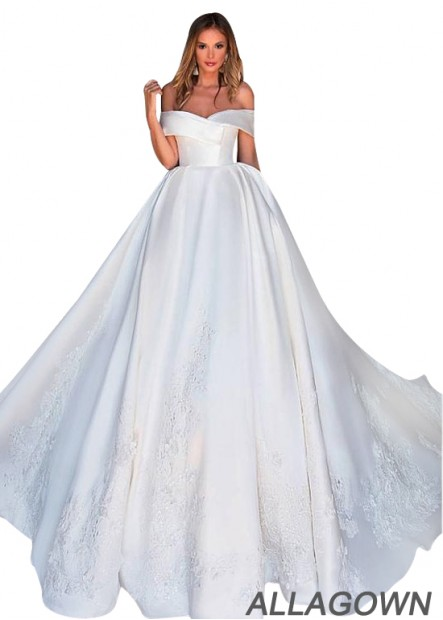 Allagown Most Beautiful Wedding Ball Gowns