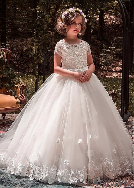 Allagown Flower Girl Dresses