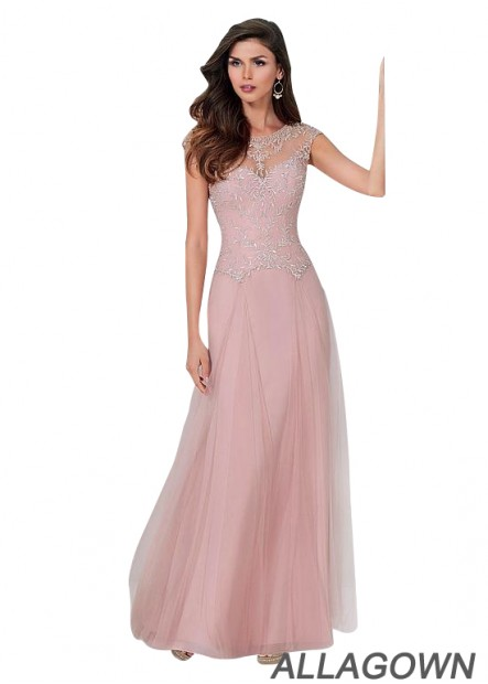 Allagown Mother Of The Bride Dress Prom Evening Dress
