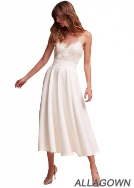 Allagown Short Ladies Dresses For Weddings