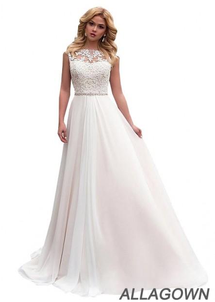 Allagown Beach Wedding Dresses