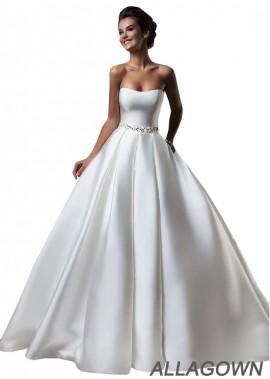 Allagown Beach Wedding Ball Gowns