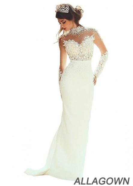 Allagown Best Beach Wedding Dress
