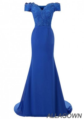 Allagown Cheap Elegant Long Evening Dress and Gowns 2020 Online