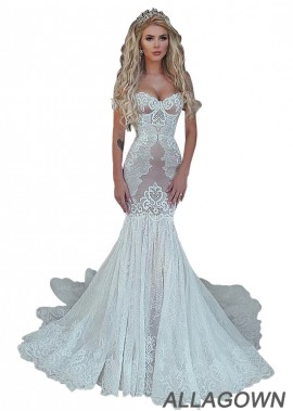 Allagown Wedding Dress