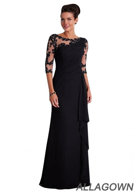 Allagown Flattering Mother Of The Bride Dresses For Plus Sizes