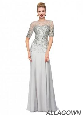 Allagown Mother Of The Bride Dress Women Evening Dress Sale