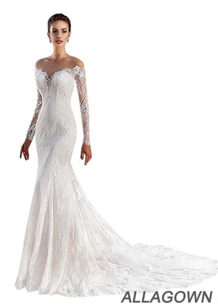 Allagown Beach Alice In Wonderland Wedding Dress For Sale