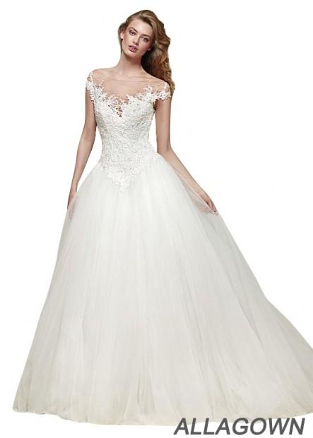 Allagown Wedding Dress